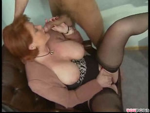 Picture Busty Redhead Gets Double Penetrated