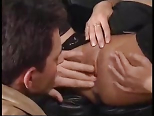 Picture Nikky Blonds Asshole And Pussy Fucked