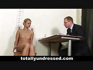Kinky Job Interview...
