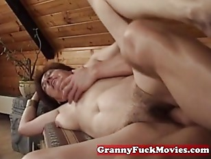 Picture Jack Is Fucking A Hairy Granny Pussy