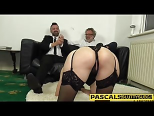 Bdsm skank gets ass fucked