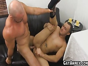 Hot Stud Riding Ripped...