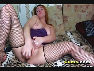 Picture Busty Candy Playing Her Dildo And Squirting...