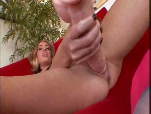 Picture Hot Blonde And Her Huge Dildos