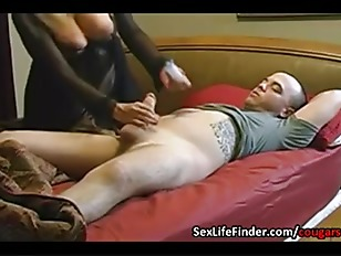 Picture Blonde Big Boob Milf Sex On Bed