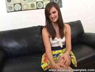 Lily Carter gets Creampied...