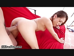 Picture Little Adult Girl Swallows Cum