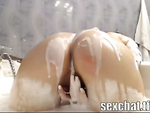 Picture Getting Sudsy With A Hottie