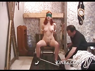Picture Torture For Hot Captive