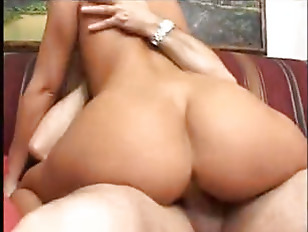 Picture Brunette Chick Love To Play On Couch
