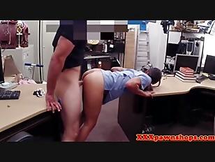 Spex Pawnshop Babe Doggystyled...