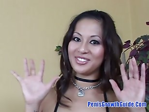 Picture GIANNA LYNN - Sexy Latina Babe Like Doggy St...