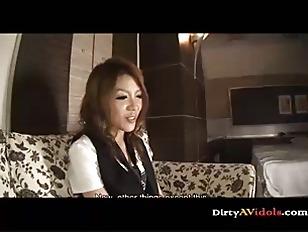 Hot Asian Babe Spread...