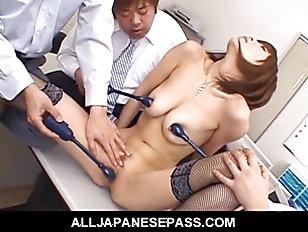 Japanese Cougar Jun Kusanagi...