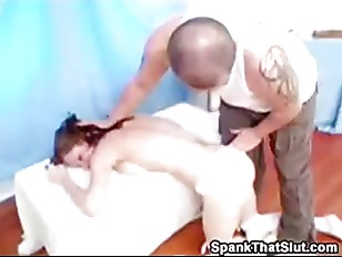 Spanking porn can