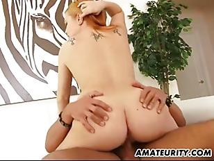 Picture Redhead Amateur Girlfriend Sucks And Fucks A...