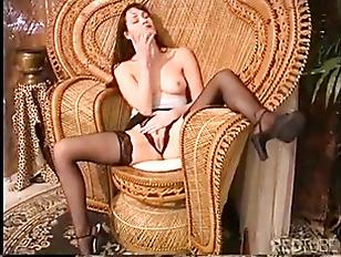 Veronica Snow Stocking Orgasm...