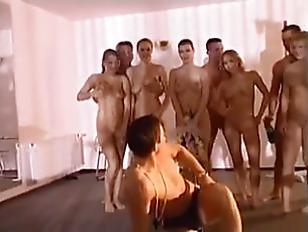 One Big Orgy...