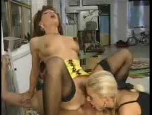 Picture Two Girls Having Sex With One Man