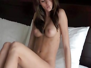 Picture Incredible Woman Rubbing Shaved Pussy