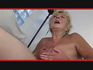 Picture Hot Euro Granny Cougar Gets It Good
