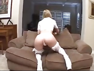 Picture Sweet Blonde Gets It Anal