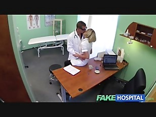 FakeHospital Hot nurse rims...