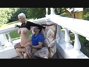Blonde Wife Ride On...