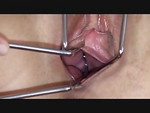 Picture Her Pussy Hole Fully Opened And Gaped