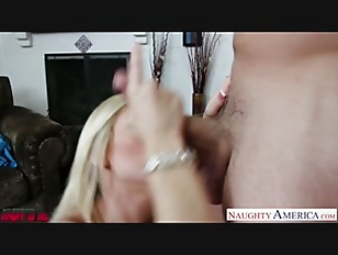 Picture Busty Blonde Tasha Reign Suck And Fuck A Big...