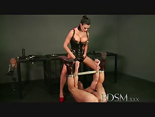 Picture Slave Boy In Metal Stocks As He Receives Ana