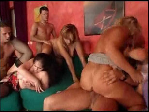 Hot Orgy With Filthy...