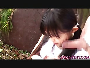 Picture Petite Japanese Young Girl 18+ Grinding Cock...