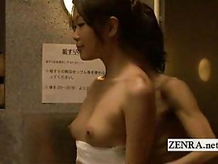 Bizarre Japan CFNM Sauna...