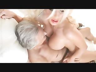 Busty Blonde Cindy Bastien...