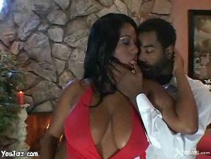 Sensual And Steamy Ebony...