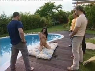 Picture Michaela In Dirty Girl Gangbang