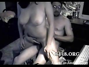 Beauty Bounces On Penis...