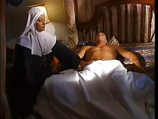 Italian Nun Does Anal Free