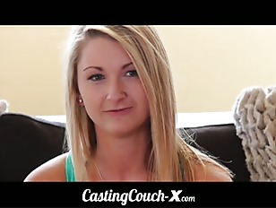 Casting Couch-X Blonde...