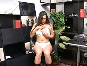 MILF Office Secretary...
