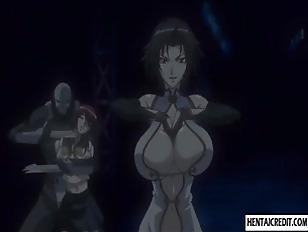 Caught And Bound Hentai...