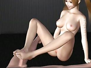 Sexy 3D Anime Girl...