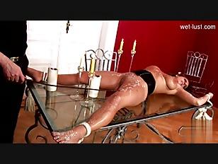 Bondage with my slave wife