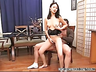 Picture Evelyn Lin Takes A Big Facial From Thick Dic...