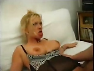 Picture French Blonde Mature