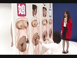 Jap Lesbian Gameshow