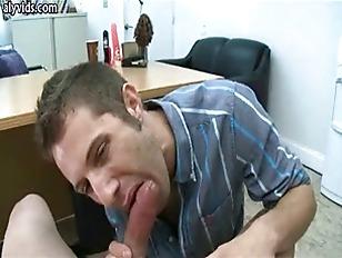 Gay Doing Deeptroath At...