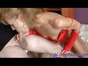 Old American Granny Fucked...