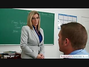 Milf teacher video